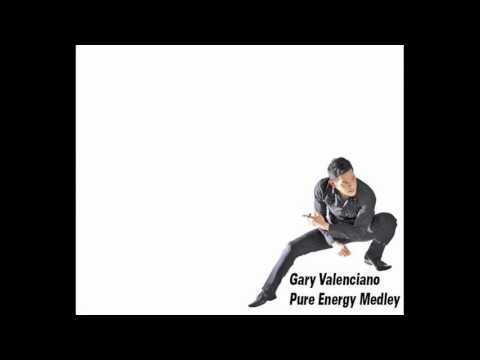 Gary V Pure Energy Medley Karaoke Instrumental