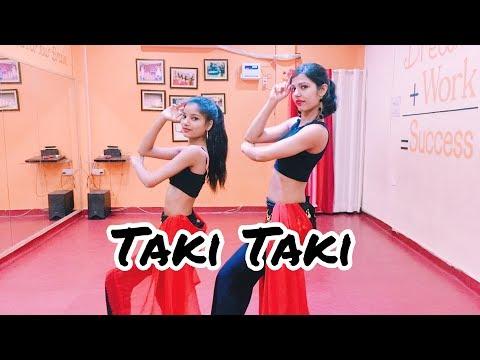 Taki Taki Dance Video   Dj Snake   Selena Gomez   Shalu Tyagi Dance.