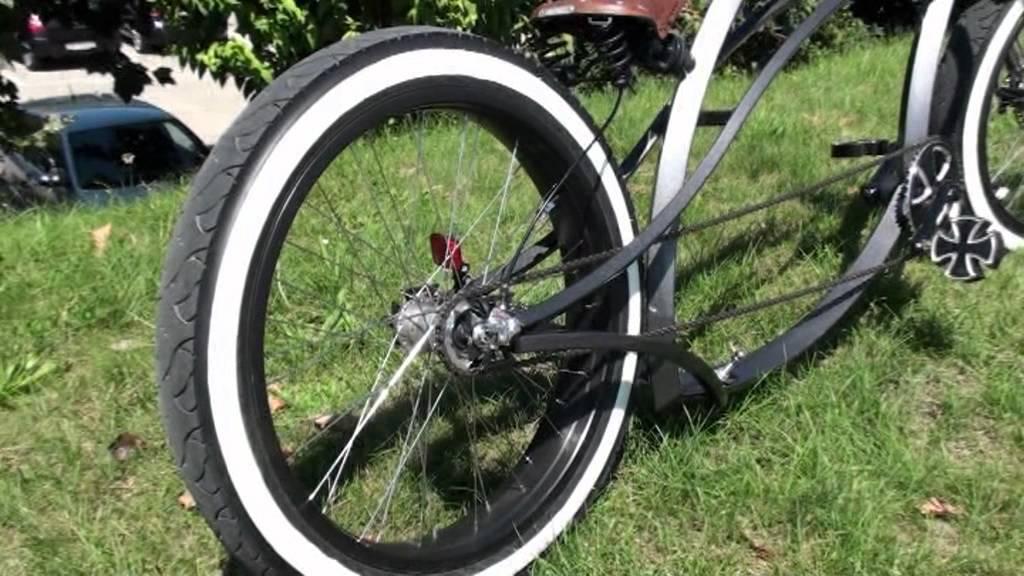 Custom Bike Storm Rider Ocobike Custom Bike Youtube
