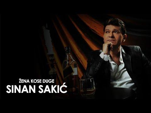 Sinan Sakic - Zena Kose Duge - (Audio 1993)