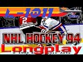 NHL '94 - Long Play (Sega Genesis)