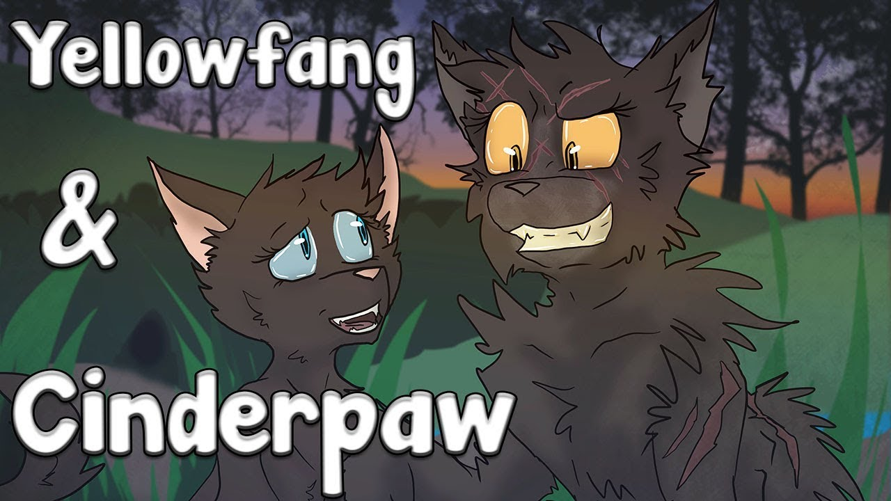 Training Cinderpaw Yellowfang Day 6 Warrior Cats