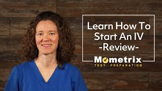 Learn How to Start an IV in Nursing School | NCLEX RN Review (2016)