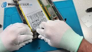 Скачать Remplacement Ecran Huawei MediaPad M3 Lite 10 BAH AL00 BAH W09 BAH L09