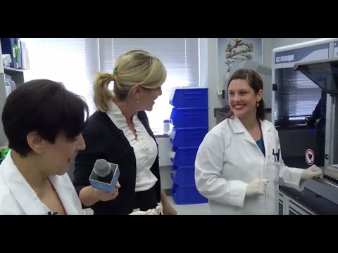Behind the Scenes: Memorial Sloan Kettering Cancer Center's Molecular Pathology Lab