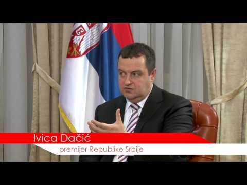 Sanela Prašović Gadžo Interview 20 - Ivica Dačić