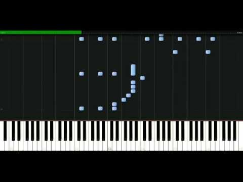 Ja Rule - Me and you [Piano Tutorial] Synthesia | passkeypiano
