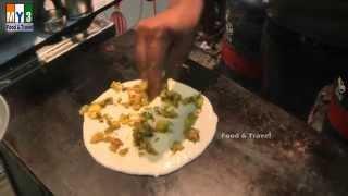 Potato Kurma Dosa | Alu Dosa | Rare Street Food In India