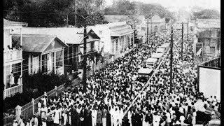 The 1937  Ponce Massacre