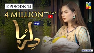 Dil Ruba | Episode 14 | Eng Sub | Digitally Presented by Master Paints | HUM TV | Drama | 27 June