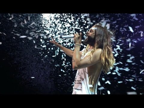 Carnivores Tour: 30 Seconds To Mars - Closer To The Edge (Tinley Park, IL 8/29/14)