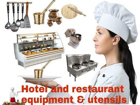 सारे बर्तनों के नाम हिंदी और  इंग्लिश में Pictures, Kitchen Vocabulary List In English & Hindi Ctt
