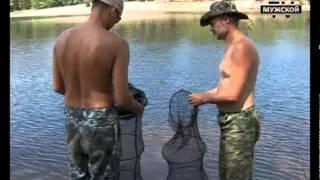 Рыбалка на притоке Волги. Сага о рыбалке 5