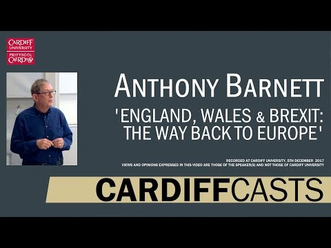 England, Wales and Brexit: The Way back to Europe