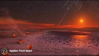 Apples From Mars — mix album Apple Number One (Chillout, New Age, Enigmatic, Relax)