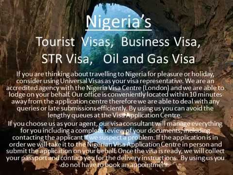 Nigeria travel and visa guide- Universal Visa Services
