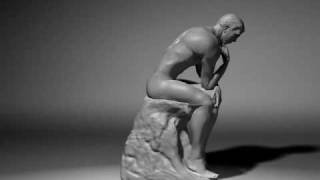 The Thinker (Rodin) 3D Modeling