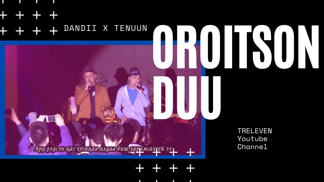 Download Dandii - Oroitson duu ft. Tenuun (Official Video)