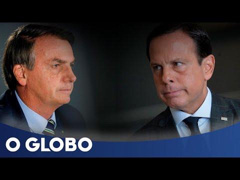 Coronavírus: A Briga Entre Bolsonaro E João Doria