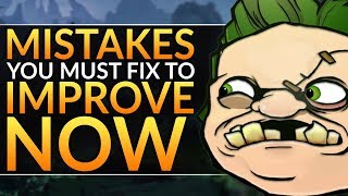 Fix these SIMPLE Mistakes to IMPROVE INSTANTLY: Pro Coach Reveals Top Tips to Rank Up   Dota 2 Guide