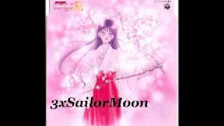 Sailor Moon -- Memorial Music Box CD 3~14 Kuroi Tsuki, Soukougeki (Black Moon, General Attack)