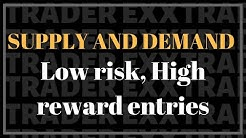 Trading Supply and Demand in Forex: Low risk, High reward entries