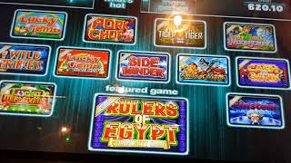 Pub Fruits Slots Day Playing Mixed Games