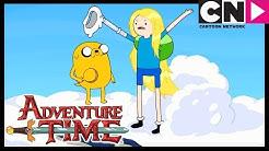 Время приключений | Облачность | Cartoon Network