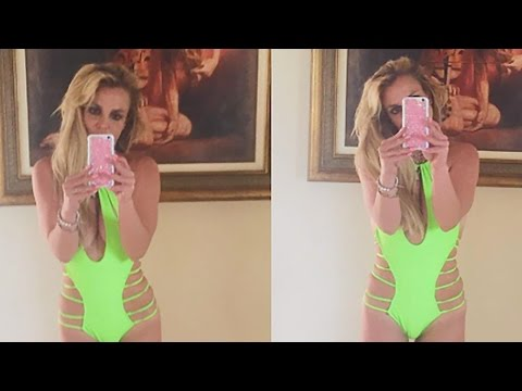 Britney Spears Shares Cheat Day Meal & Her Fitness Tips