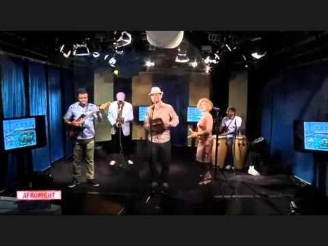 Paris-Kinshasa Express-  Live sur Afronight/ Telesud 30042013