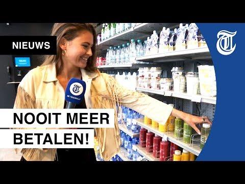 Michelle Steelt Uit Nieuwe Albert Heijn