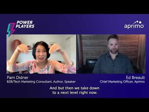 Power Players   Pam Didner Teaser3