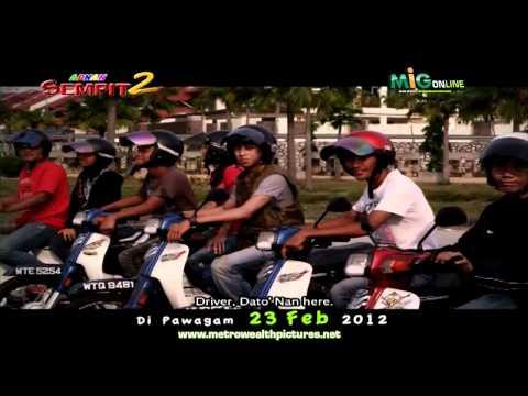 Official Trailer Adnan Sempit 2