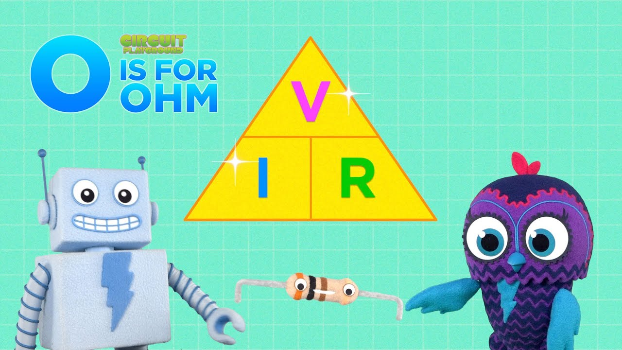 Circuit Playground O Is For Ohm Adafruit Youtube V11 New Features Industries