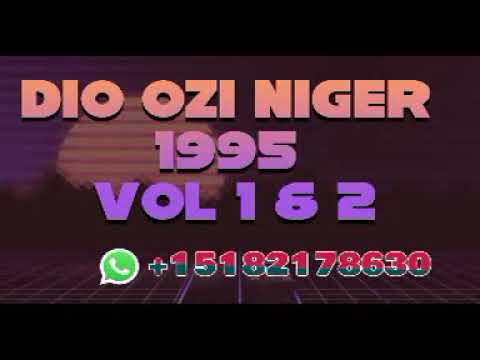 Download DIO OZI NIGER 1995 VOL 1 & 2 | Ebira Traditional Song
