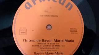 Bavon Marie Marie et L'Orchestre Nègro Succès - Bilamba! Mbongo Ya Mani