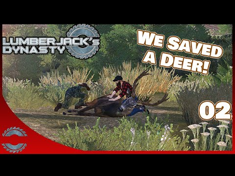 Early Game Quests | Lumberjack's Dynasty Ep.2 |