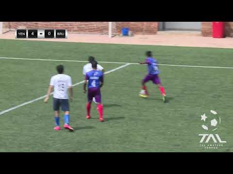 Yenepoya FC v FC Brunton (Gameweek 7 Division 2 TAL Bangalore Season 5)