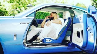 DJ Khaled Shows Drake His Car Collection