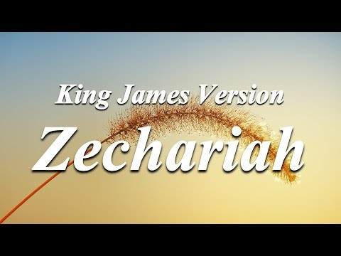 38 - Zechariah - The Holy Bible - King James Version