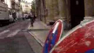 Chabrol en Tournage à Lyon