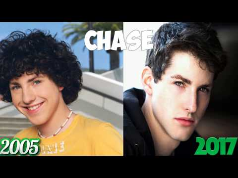 ZOEY 101 BEFORE AND AFTER 2017