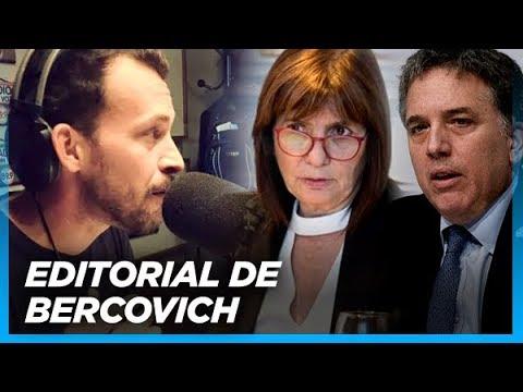 """""""Váyanse"""" Editorial de Alejandro Bercovich"""
