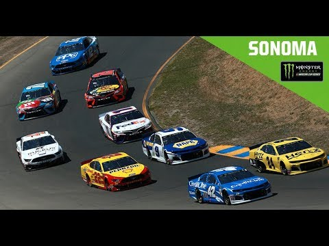 Monster Energy NASCAR Cup Series - Full Race - Toyota / Save Mart 350