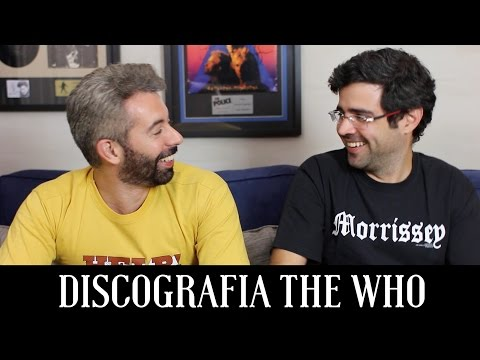 Analisando a discografia do The Who | Conversa de Botequim | Alta Fidelidade