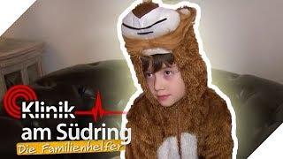 Jacob (6) will ein Löwe sein: Er trägt seit 2 Monaten nur noch Kostüm | Die Familienhelfer | SAT.1