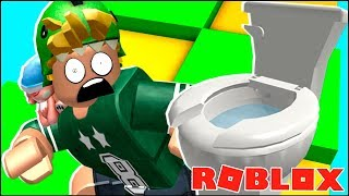 AND WHERE's the LAVABO?! 👍 - Roblox Escape Toilet Obby in English