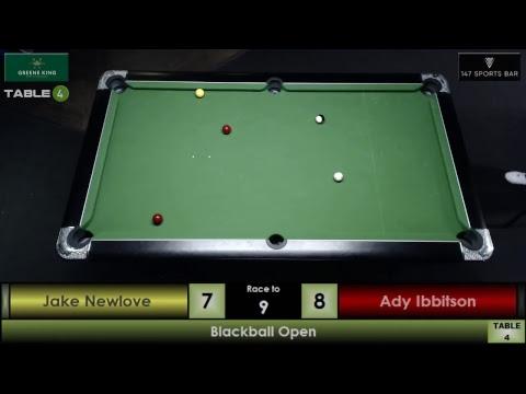 Blackball Open (Part 1)