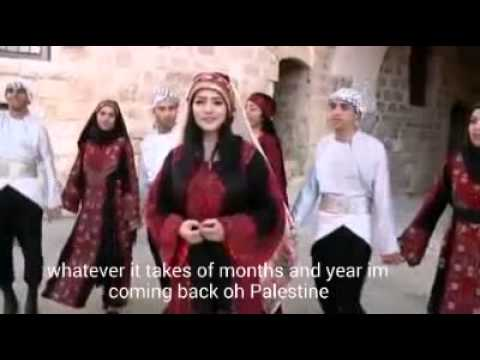 Palestinian Dabka_Palestinian Folk Dance and Song