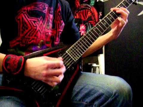 Sylosis - The Bereaved - Cover